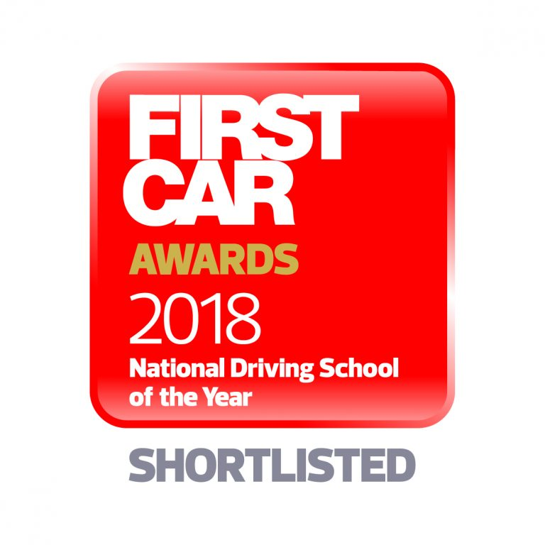 First Car Award 2018 RED driving school shortisted
