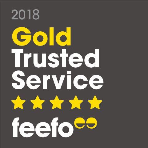 RED 2018 Feefo Award