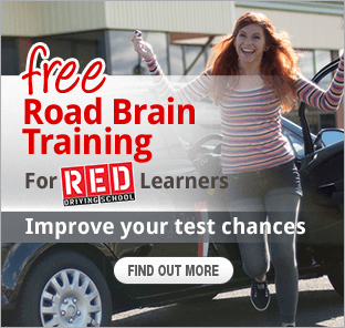 Free road brain training for RED learners